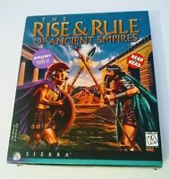 Rise and Rule of Ancient Empires Big Box PC Sierra