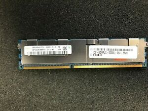 16GB (1X16GB) HYNIX 4Rx4 PC3L-8500R ECC REG SERVER MEMORY DDR3 1066MHz RAM