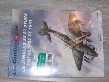 $$ Revue Les Combats du Ciel N°21 Le Junkers Ju 87 Stuka entre 1937 et 1941
