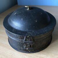 Antique Metal Spice Tin