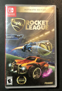 Rocket League [ Ultimate Edition ] (Nintendo Switch) NEW