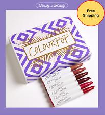 ColourPop Staycation Lippie Stix Collection BNIB