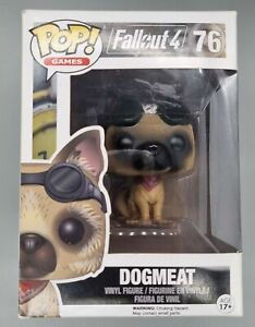 #76 Dogmeat - Funko POP - Fallout 4 - Vaulted - Includes POP Protector!