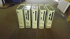5 Xbox 360 Console For Parts or Repair 3 Units are HDMI No Hard Drives