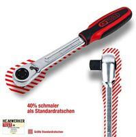 """KS TOOLS 1/4"""" SlimPOWER Umschaltknarre, 72 Zahn 920.1490 Ratsche Steckschlüssel"""
