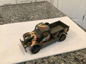 Dodge Power Wagon U.S. Marine Military 1:32 Diecast 4 Wheel Drive Collector Toy