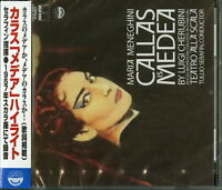 MARIA CALLAS-CHERUBINI MEDEA HIGHLIGHT-JAPAN CD D20