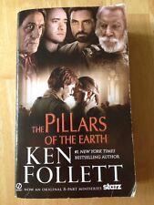 The Pillars of the Earth by Ken Follett (2010, Paperback, Movie Tie-In) Good Bk