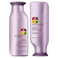 Pureology Hydrate Shampoo and Conditioner Set for Dry Hair 250 ml/ 8.5 fl. oz.