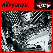 Kuryakyn Chrome Flame™ Shift Linkage for H-D Touring 1072