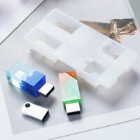 Harzformen für die Schmuckherstellung, USB Harz, DIY Craft Kit mit Epoxidharz