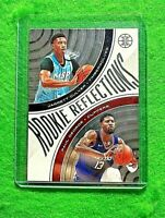 JARRETT CULVER PAUL GEORGE ROOKIE REFLECTIONS CARD 2019-20 ILLUSIONS BASKETBALL