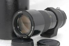Nikon Nikkor 200mm f/4 f 4 micro Ai Lens *181209