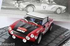 Fiat Abarth 124 #12 Lacs Sanremo 1973 Verini Torriani 1 43 Altaya