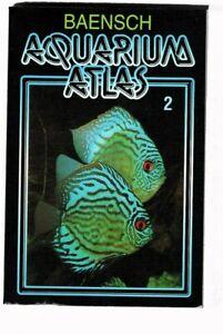 Baensch Aquarium Atlas Vol 2 (Baensch Freshwater), Paperback