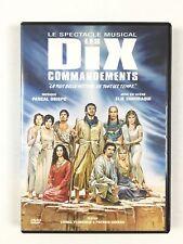 Les Dix commandements DVD / La Comédie Musicale, Spectacle Elie Chouraqui (10)