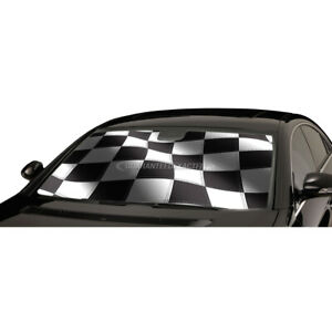 For Mercedes S320 S420 S500 S600 Intro-Tech Windshield Shade