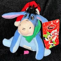 "Disney's Eeyore Holiday Christmas Large 6"" Plush"