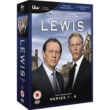 Lewis Series 1-8 5037115366139 With Kevin Whately DVD Region 2