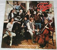 THE KIDS FROM FAME - FAME. (UK, 1982, BBC, REP 447, GATEFOLD SLEEVE)