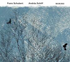 Andras Schiff - Franz Schubert [New CD]