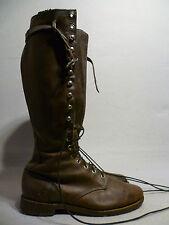 Depression Era USA Calvary Engineer Biker Riding Cowboy Logger Boots Men's  9