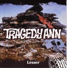 Tragedy Ann-Lesser 1997 Organic Records CD New