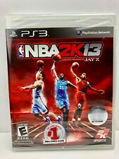 NBA 2K13 Sony PlayStation 3, PS3 Brand New & Sealed