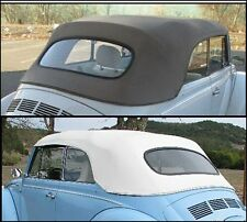 Volkswagen Beetle Convertible Top Plus Parts Package 1968-1972