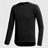 SUGOI FINOSTRETCH MEN'S LONG SLEEVE BASE LAYER CYCLING WALKING SKIING BNWT SM-L