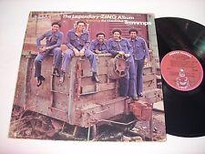 The Legendary Zing Album featuring the Fabulous Trammps 1975 LP VG+