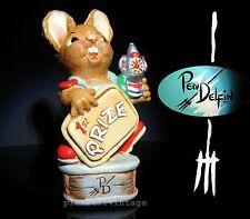 PenDelfin Rabbit Figurine - Judge- Free Usa Shipping