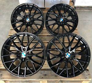 19 Zoll MM-CONCEPTS MM01 Felgen schwarz für BMW G30 G31 G11 G01 G02 M Paket