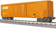 MTH 30-74770, O Scale, 50' Double Door Plugged Boxcar - NS Norfolk Southern