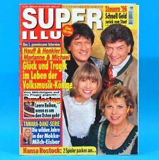 Super Illu 45-1996   30.10.1996 Hansa Rostock Tamara Danz Hauff & Henkler