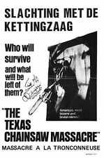 Texas Chainsaw Massacre 1 Poster 06 A4 10x8 Photo Print