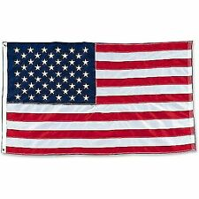 BAUTB3500Baumgartens Heavyweight Nylon American Flag