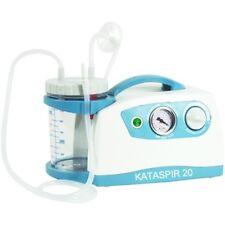 Elektrische Absaugpumpe KATASPIR 20 mit 16l Saugleistung Absauggefäß 1000 ml