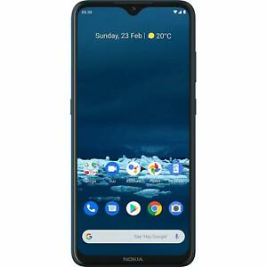 Nokia 5.3 Android One Smartphone with Quad Camera 4GB RAM 64GB Googleplay Phone