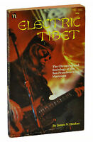 ELECTRIC TIBET James Doukas ~ First Edition 1969  SAN FRANCISCO Psychedelic Rock