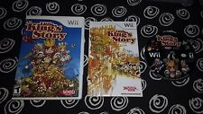 Little King's Story Complete Nintendo Wii Fast Shipping