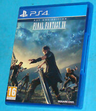 Final Fantasy XV 15 - Sony Playstation 4 PS4 - PAL