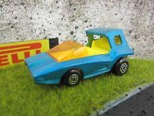 Voitures, camions et fourgons miniatures bleus Matchbox Matchbox Superfast