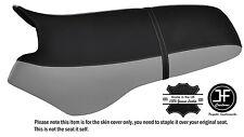 Noir & gris personnalisé pour sea doo xp 93-96 automotive vinyle housse de siège + sangle