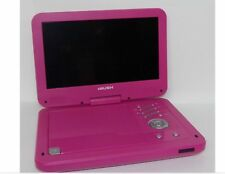 "BUSH 10"" SWIVEL SCREEN PORTABLE DVD PLAYER CDVD100W1SWMP - PINK"
