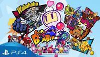 Super Bomberman R Shiny-Edition (PS4) BRAND NEW/ Region Free