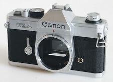 CANON TLB 35MM FILM SLR BODY ONLY