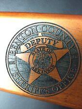 Benton County Arkansas Sheriff Red Ryder