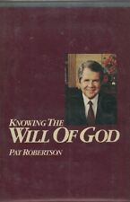 Knowing the Will of God Pat Robertson on 2 Audio Cassettes 1985 CBN Christianity