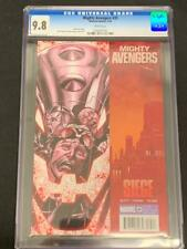 MIGHTY AVENGERS #35, (2010) CGC 9.8,  White Pages